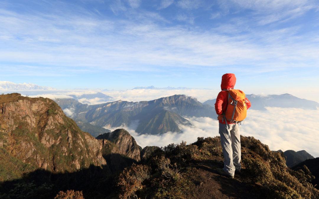 Was Wandern mit Erfolg zu tun hat
